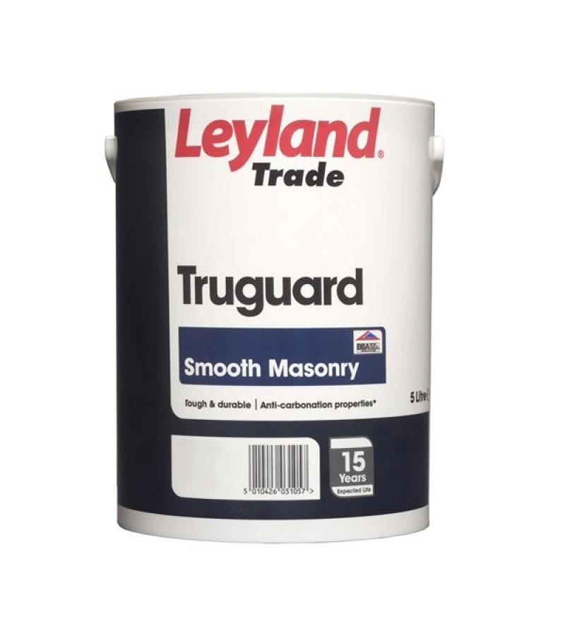 Leyland Granocryl Smooth Masonry Paint 5L Soft Gold