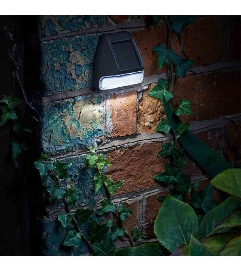 Fence, Wall & Post Lights, 4pk