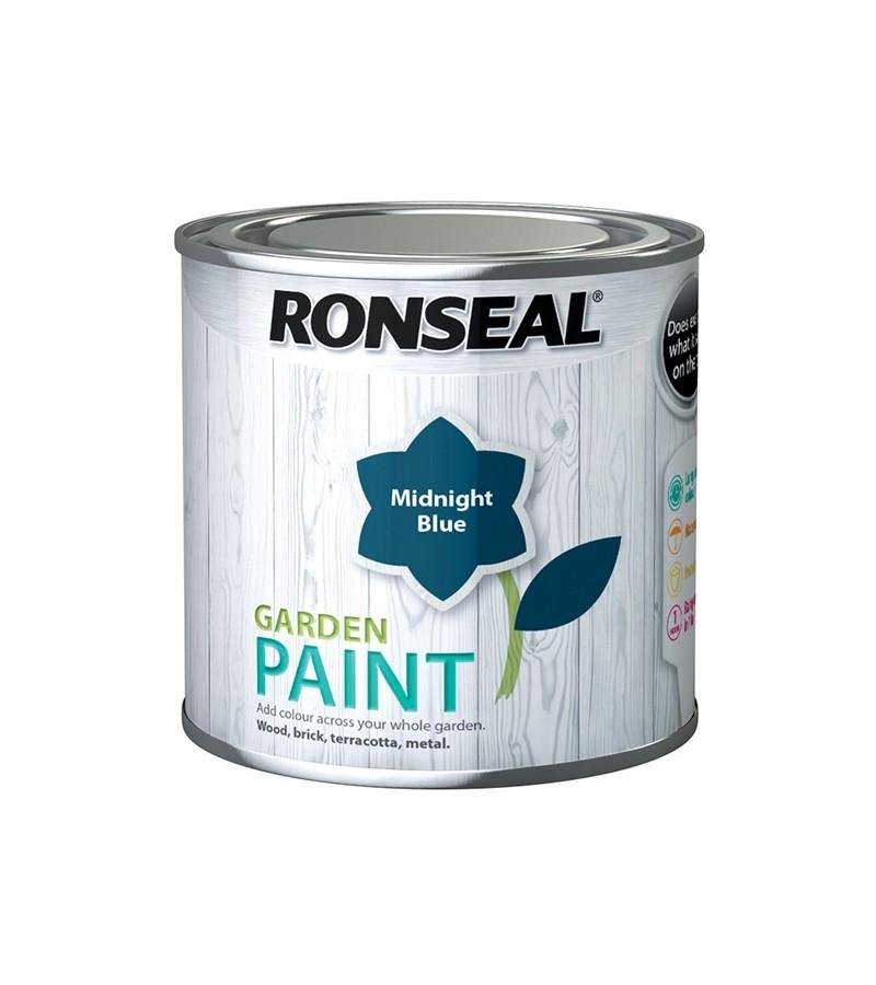 Ronseal Garden Paint 2.5L Midnight Blue