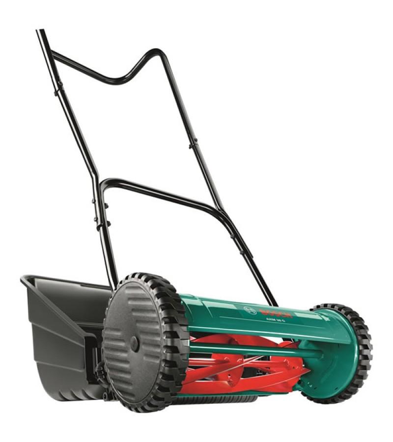 Bosch Hand Push Cylinder Lawnmower AHM 38 G