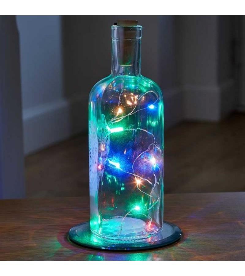 Bottle It! Multi Colour Lights - Triple Pack