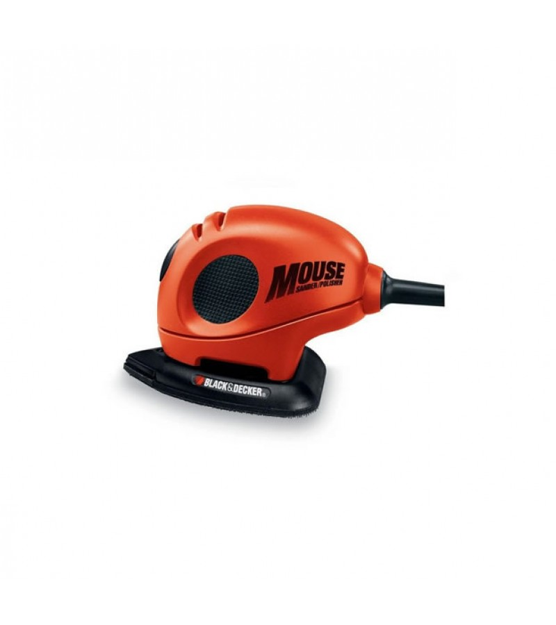 Black & Decker 55W Mouse Detail Sander & Accessories