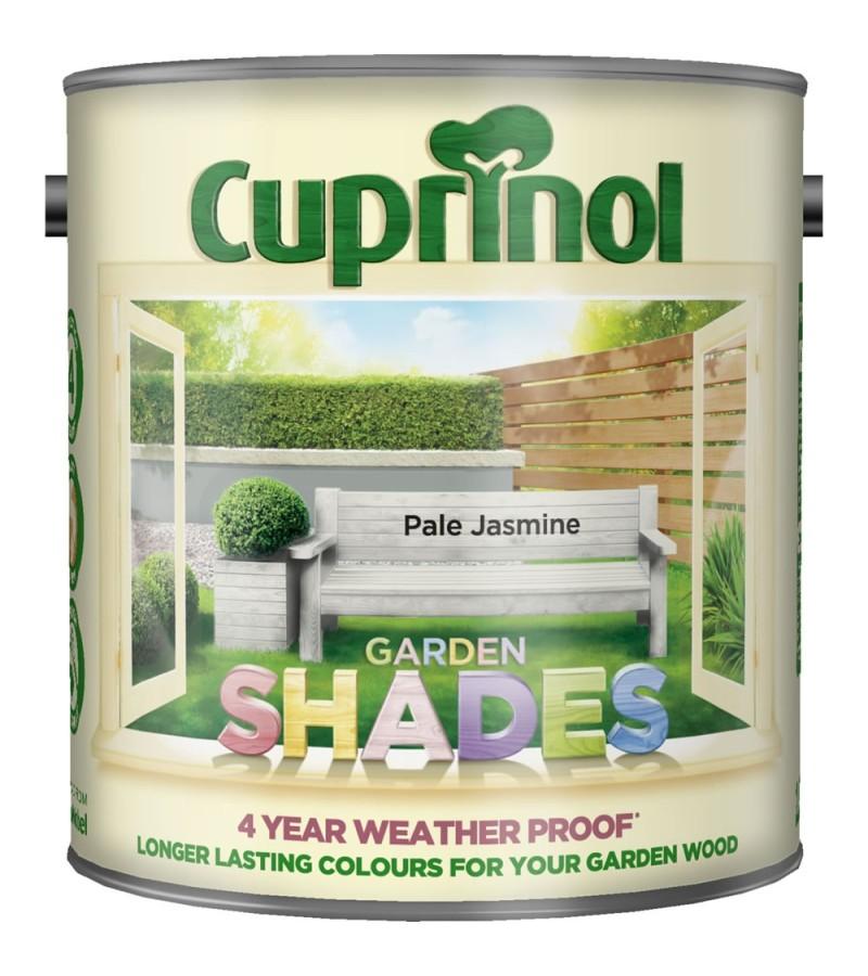 Cuprinol Garden Shades 2.5L Pale Jasmine