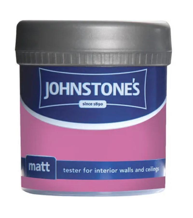 Johnstones Vinyl Emulsion Tester Pot 75ml Passion Pink (Matt)