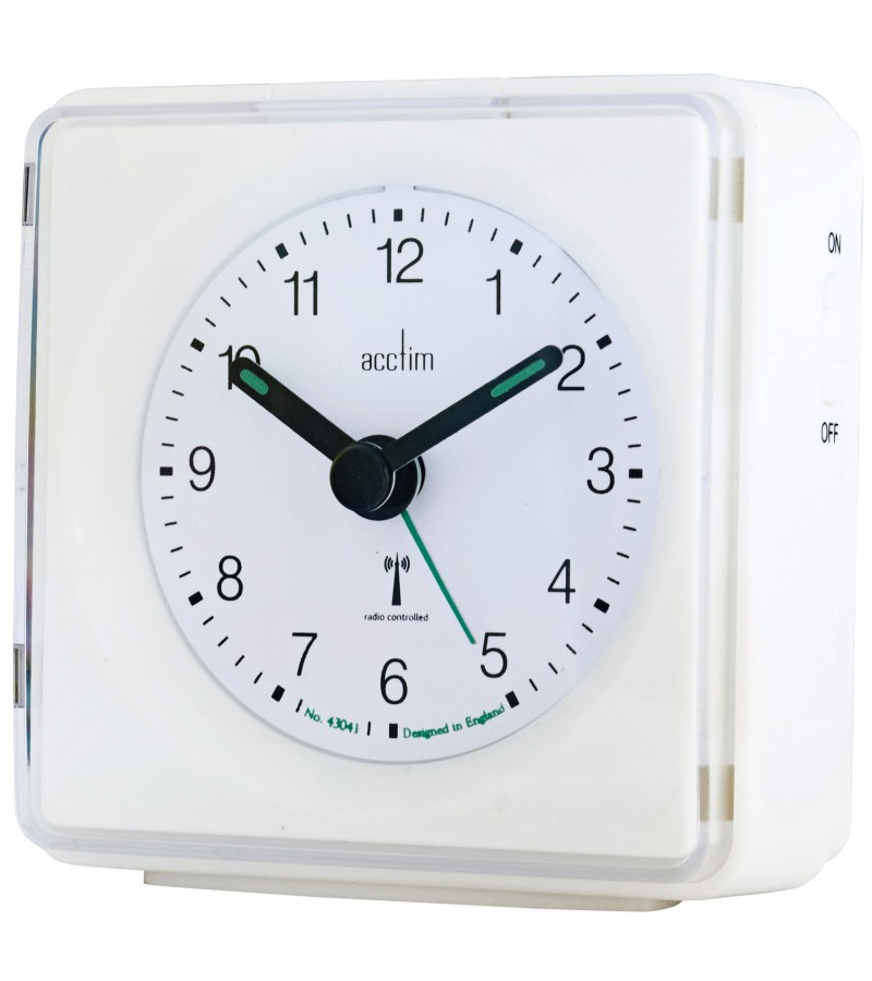 Acctim Piper Radio Controlled Alarm Clock