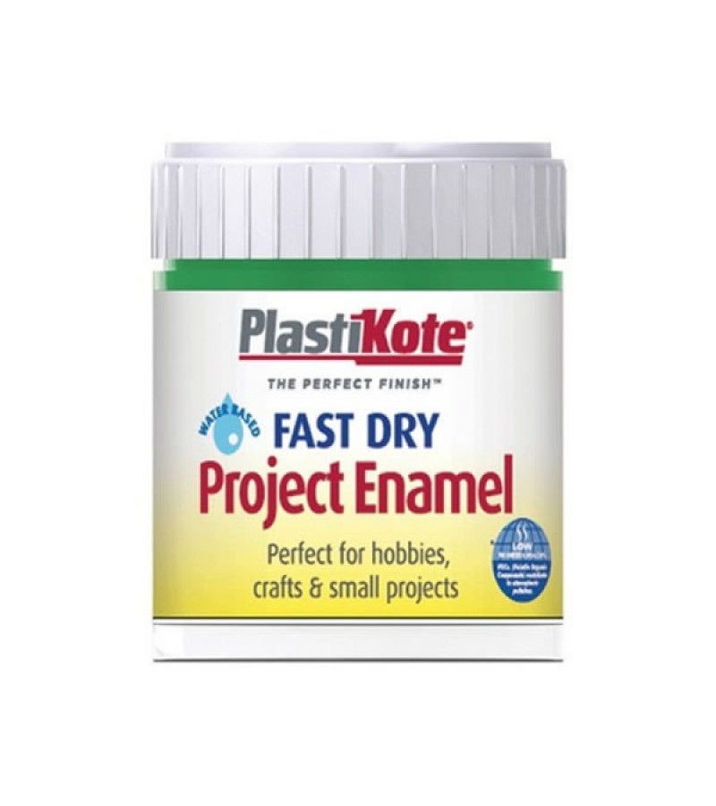 PlastiKote Enamel Paint 59ml Garden Green Gloss