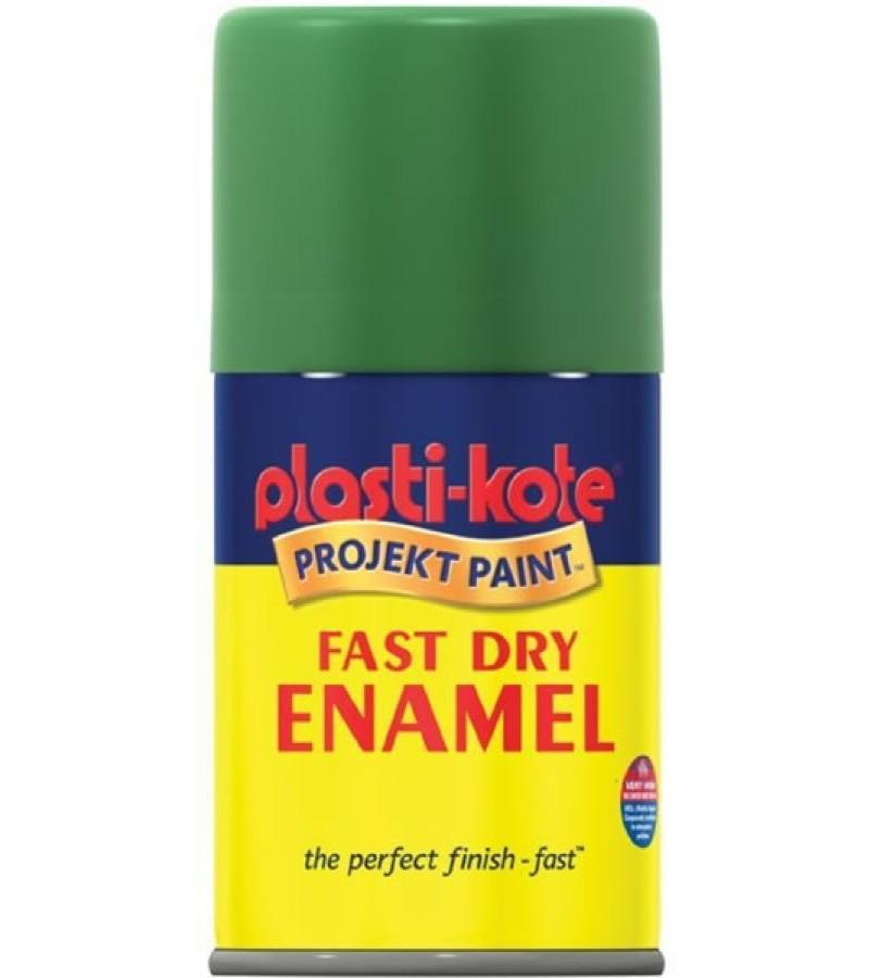 PlastiKote Spray Paint 100ml Garden Green Gloss