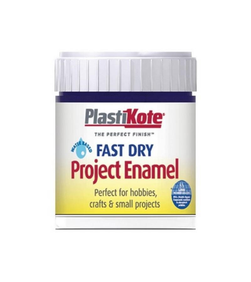 PlastiKote Enamel Paint 59ml Night Blue Gloss