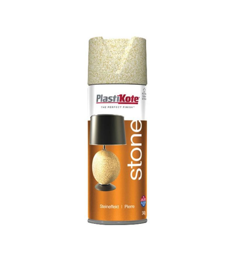 PlastiKote Spray Paint 400ml Soap Stone