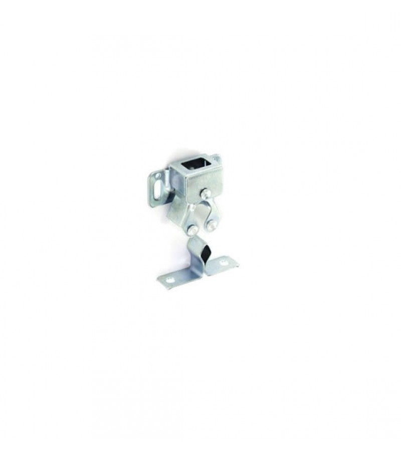 Securit S5442 Double Roller Catch (Zinc Plated)