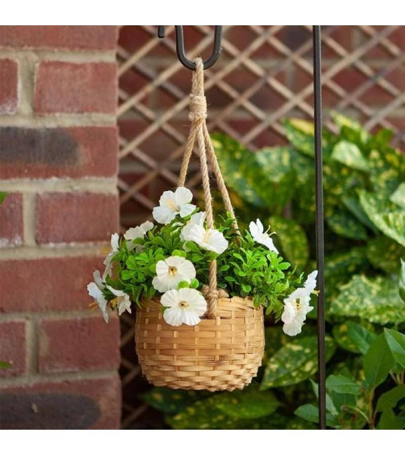 Basket Bouquet - Blossom
