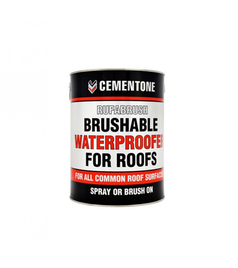 Cementone Brushable Waterproofer For Roofs 5L