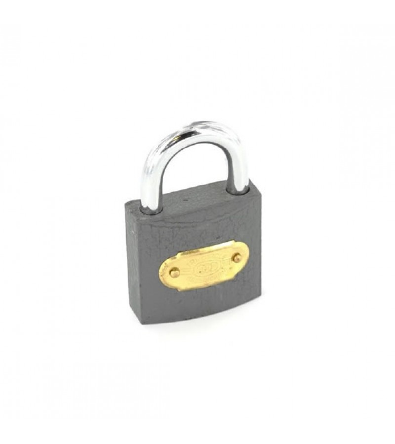 Securit S1122 Brass Cylinder Tricircle Iron Padlock 50mm
