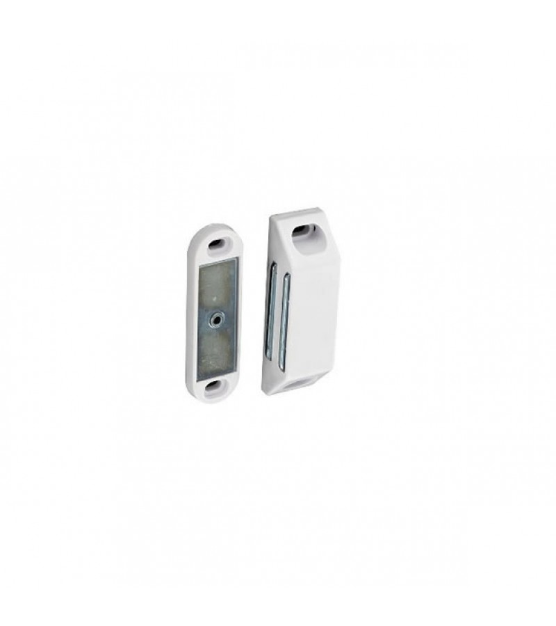 Securit S5433 Heavy Duty Magnetic Catch White