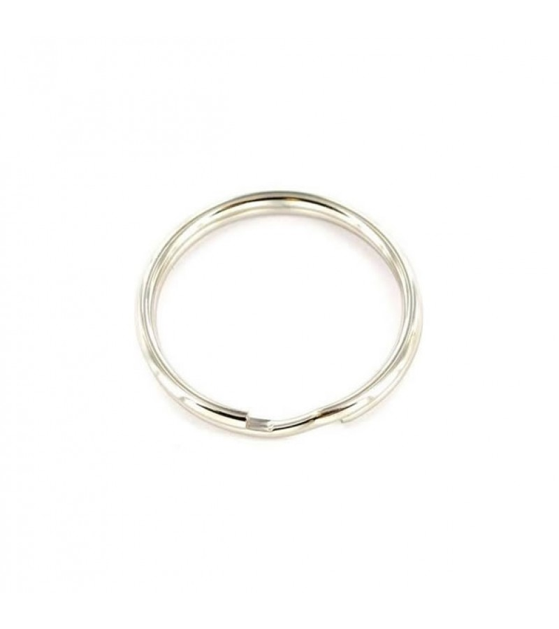Securit S6886 Nickel Plated Spit Rings 30mm (4 Pack)