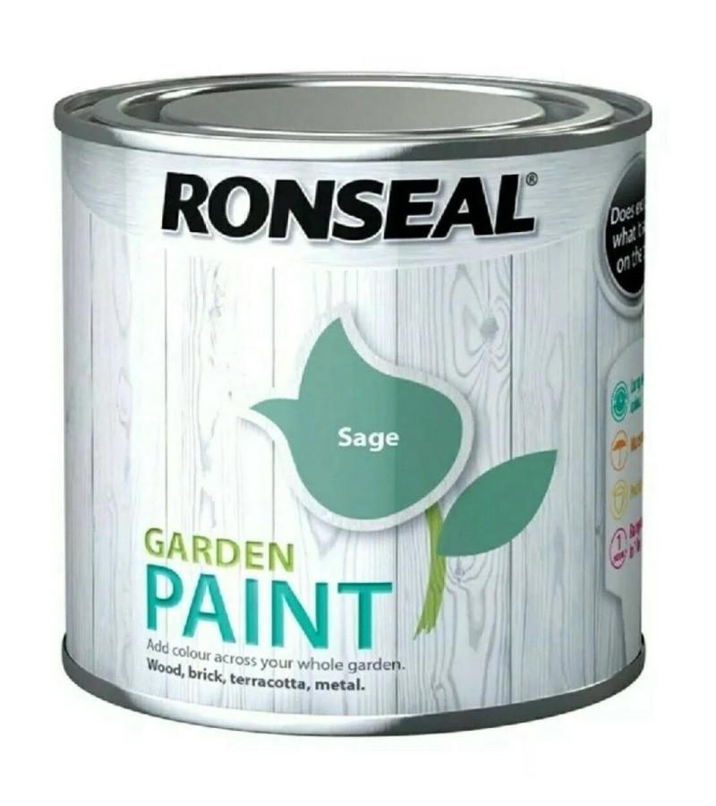 Ronseal Garden Paint 2.5L Sage