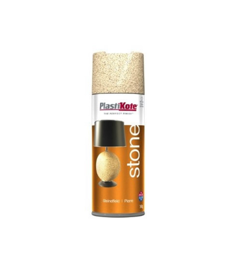 PlastiKote Spray Paint 400ml Sand Stone
