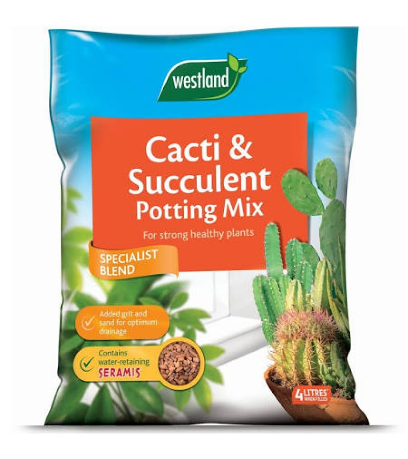 Westland Cacti & Succulent Potting Mix 4L