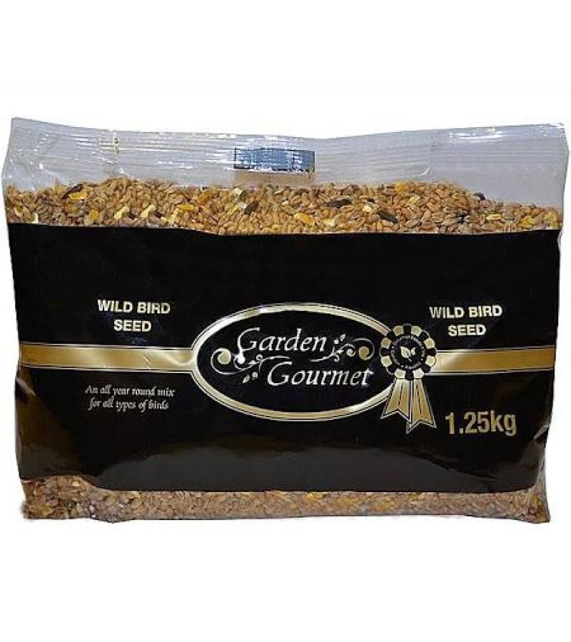 Garden Gourmet Wild Bird Seed Mix 1.25KG