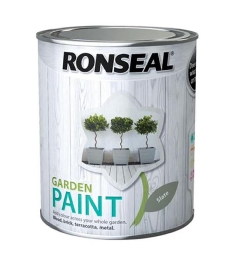 Ronseal Garden Paint 2.5L Slate