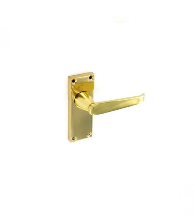 Securit S7201 105mm Victorian Latch Furn Handles (Pair)