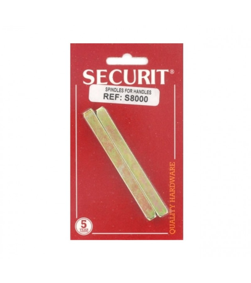 Securit S8000 Spare Handle Spindle