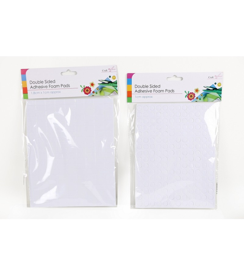 Double Sided Adhesive Foam Pads