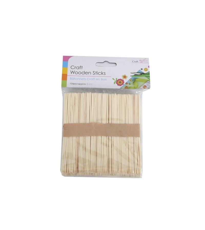 Craft Wooden Sticks