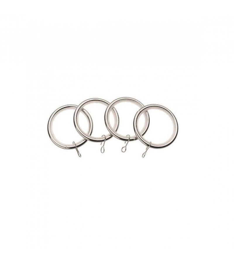 Universal Metal Rings (4 Pack) Stainless Steel