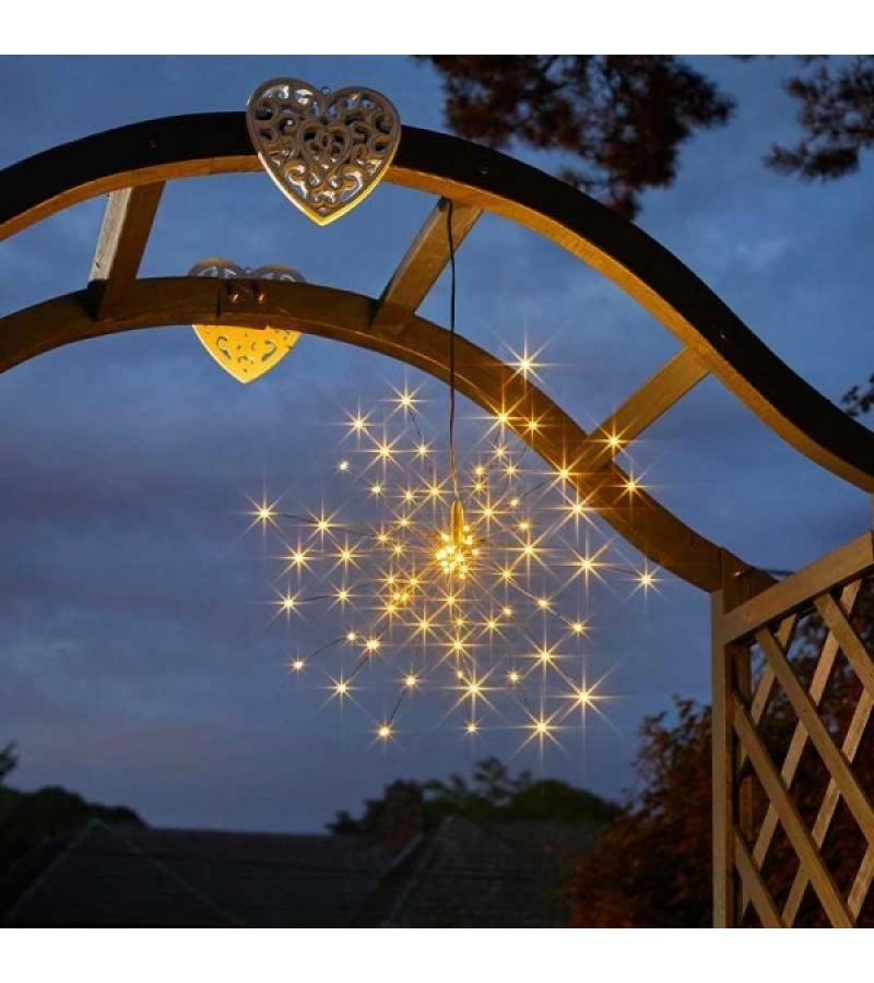 Starburst Pendant Light