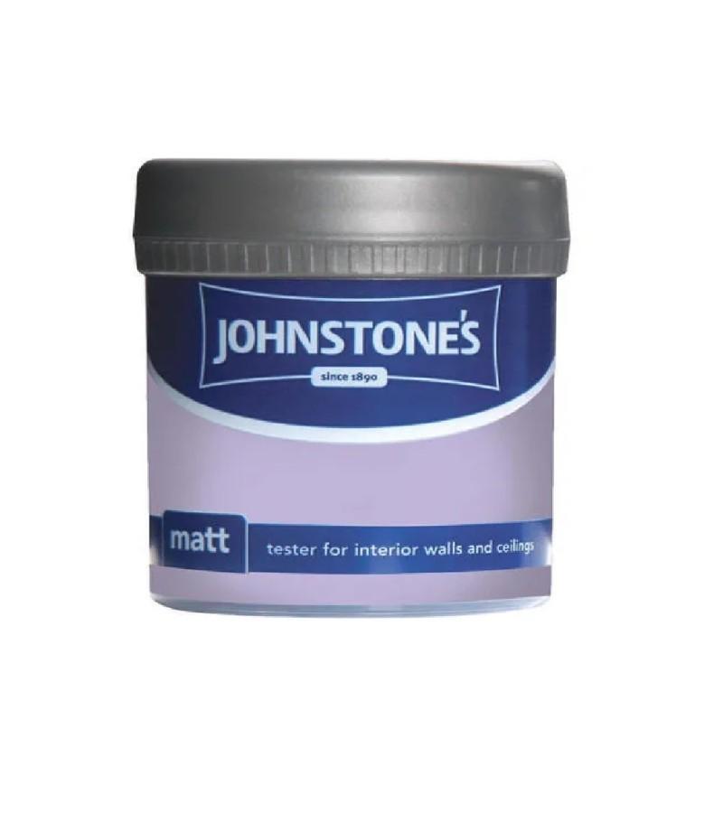 Johnstones Vinyl Emulsion Tester Pot 75ml Sweet Lavender (Matt)