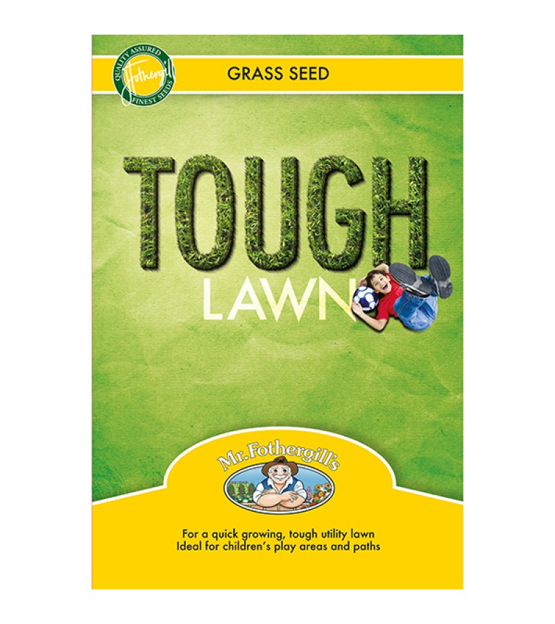 Mr Fothergill's Tough Lawn Grass Seed 1.5KG