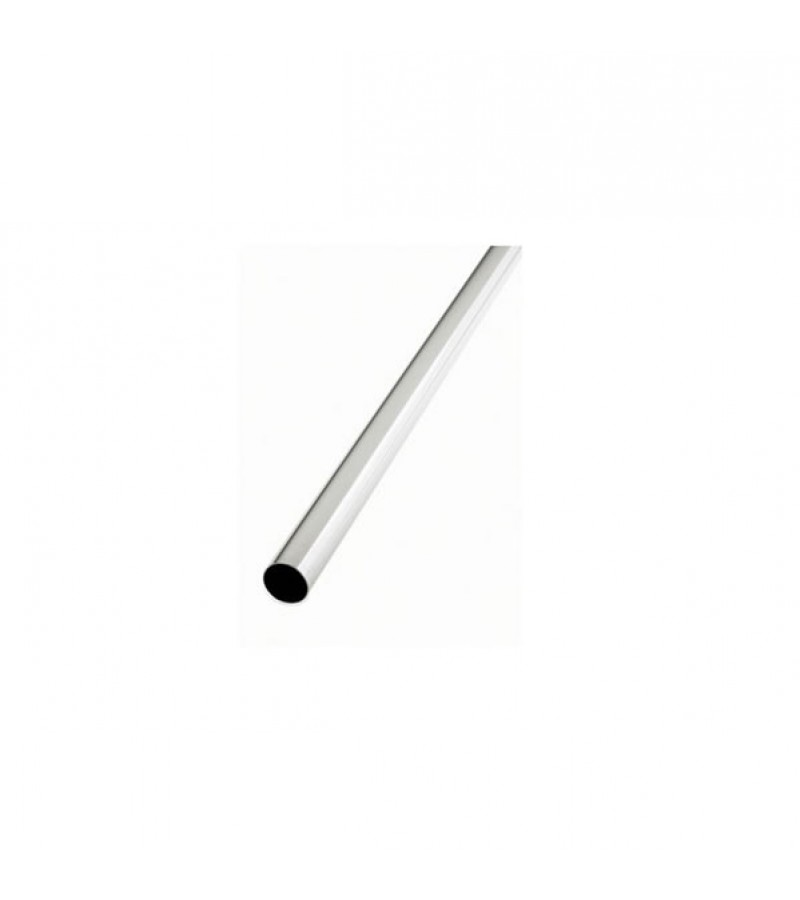 Rothley Chrome Plated Colorail Tube 25.40mm x 1219mm
