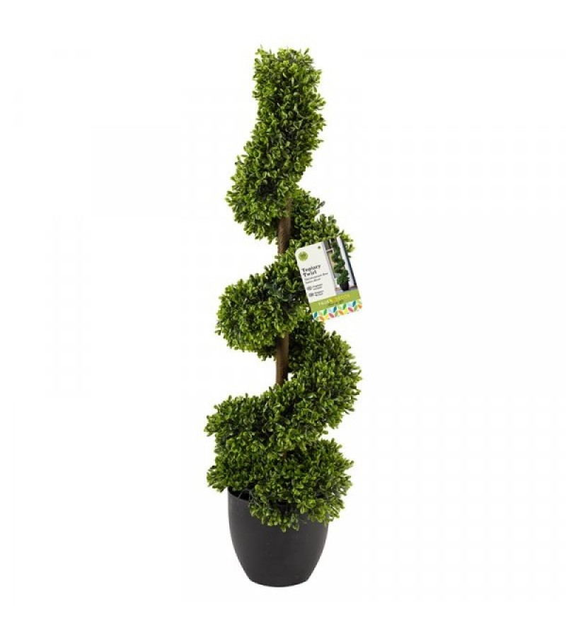 Artificial Topiary Twirl