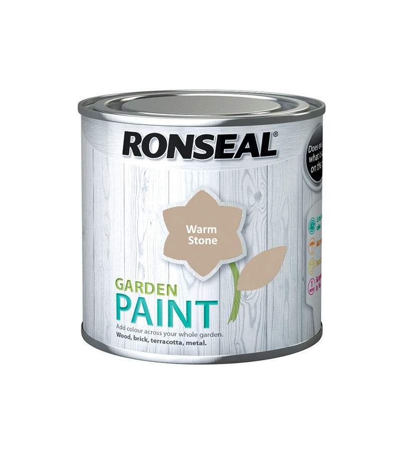 Ronseal Garden Paint 2.5L Warm Stone