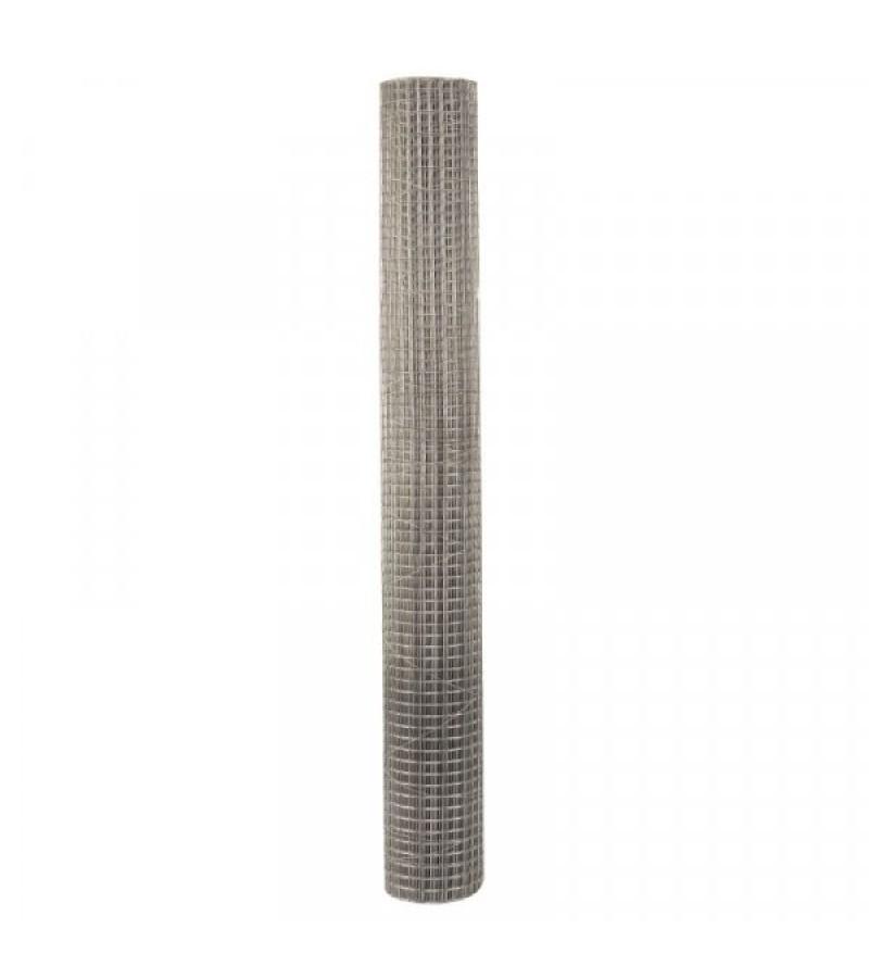 Galvanised WeldMesh, 13mm, 1x5m