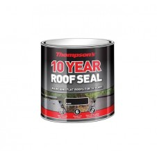 Thompsons 10 Year Roof Seal 1L Black