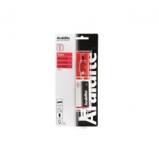 Araldite Rapid 2 Part Epoxy Syringe Adhesive 24ml