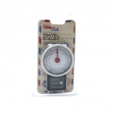 Globe Trek Portable Luggage Scales 32KG