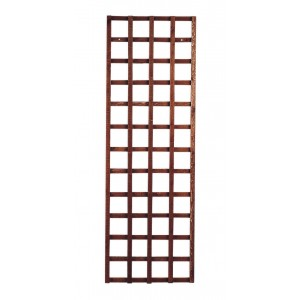 Gardman Heavy Duty Frames Trellis Panel 6m x 1m Tan