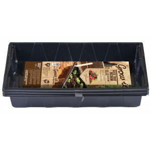 Grow It Seed Tray (5 Pack) Medium