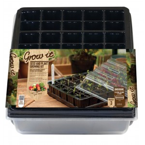 Grow It Seed & Plant Growing Kit