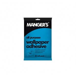 Manger's All Purpose Wallpaper Adhesive (10 Roll Pack)