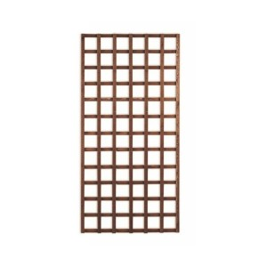 Gardman Heavy Duty Trellis Panel 1.8m x 0.6m Tan