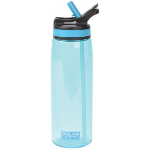 Polar Gear Aqua Curve Tritan Bottle 750ml Turquoise