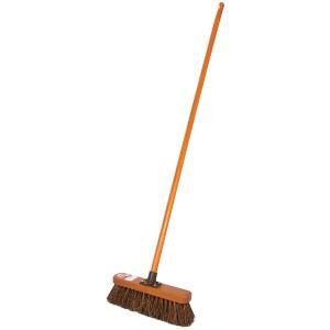 "Stiff Bassine Broom 12"""