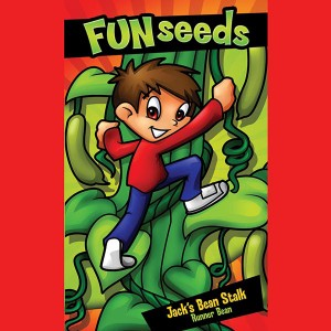 Mr Fothergill's Fun Seeds Jack's Bean Stalk (20 Pack)