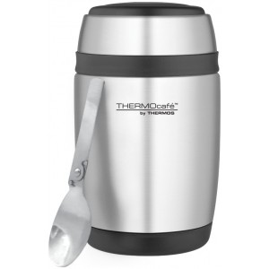 Thermocafe Curved Food Flask
