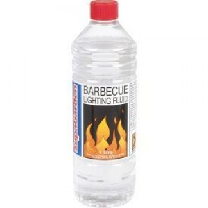 SupaGarden BBQ Lighting Fluid 1L