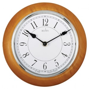 Acctim Newton Wood Wall Clock